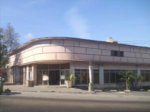 Biblioteca pública Municipal Tomás Tuma Iza San Miguel del Padrón