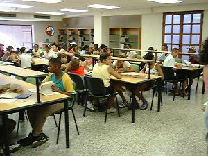 Sala Juvenil de Lectura
