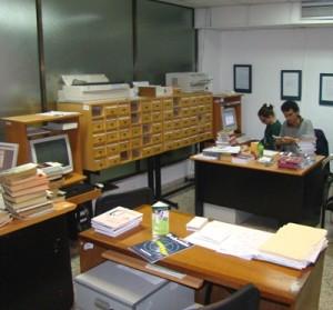 Area de procesos técnicos