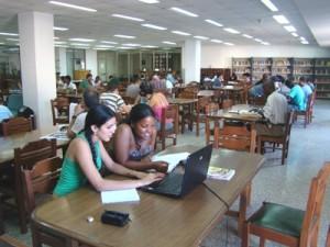 Sala General de Lectura