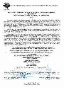 Acta_Premio_Chaman