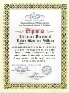 Diploma-Vitolfilia