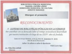Reconocimiento BMManuel Cofino
