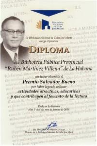 Premio_Salvador_Bueno-Biblioteca Villena