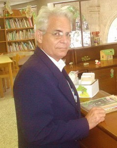 Adrian-bibliotecario