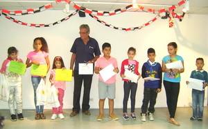 Participantes Concurso La Giraldilla quiere saber