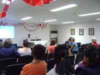 Asamblea ASCUBI biblioteca
