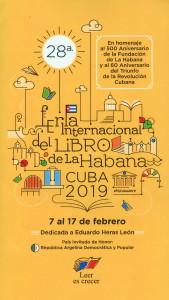 Feria Libro 2019