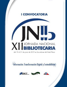 I ConvocatoriaJNB2019
