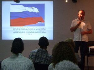 Presentacion Rusia de hoy