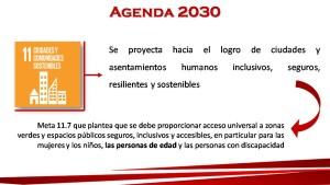 Agenda 2030 Proyeccion