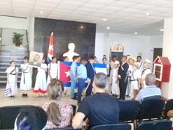 Aula Museo-Actividad Protesta Baragua