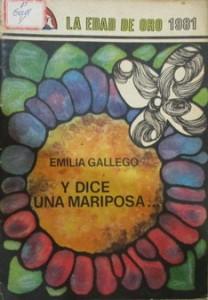 Y dice una mariposa-Emilia Gallego