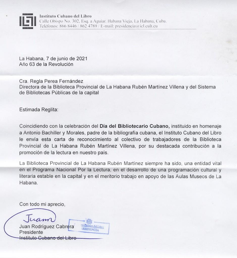 Carta ICL