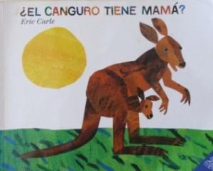El canguro tiene mama
