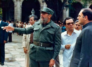 Eusebio-con-Fidel